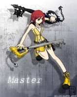 Kairi - Master Form by mell0w-m1nded
