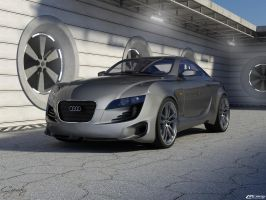 Audi R10 s - 3 by cipriany