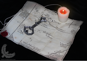 Key of Erebor by CorellaStudios