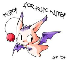 Kupo for Kupo nuts by stardroidjean