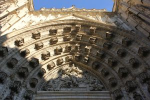 catedral sevilla by Amoelexcso