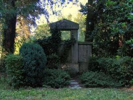 Grave 03 by Pagan-Stock
