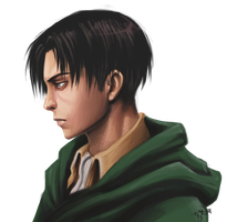 Levi sketch 02. by Notesz