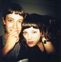 holga 33 midnight ladies by smurphetta