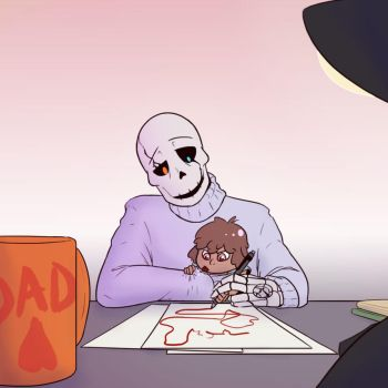 Number 1 dad by QueensDaughters