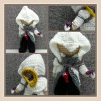 6.5 Inches Connor Kenway Done by byrubyru