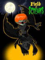 Playboy Vampire - Field of Screams - Zoey the Crow by PlayboyVampire