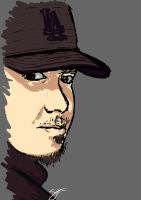 Mike Shinoda by todraw