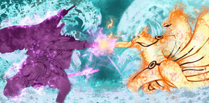 Naruto 695 by HDDRAW