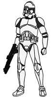 Phase II Clone Trooper Base by PD-Black-Dragon