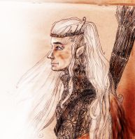 Legolas by non-existent-country