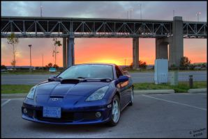 Celica 2 of 2 by MrScourge