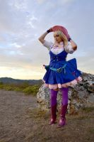 Love Slinger - Sheryl Nome Cosplay by HezaChan