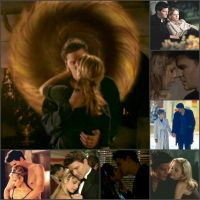 Buffy and Angel Collage by lcoltsfan187