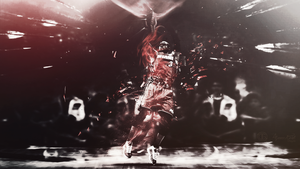 Dwayne WADE by dreamgraphicss