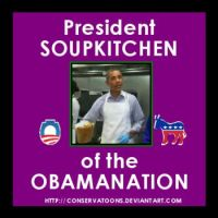 President Soup Kitchen by Conservatoons
