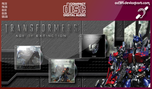 CDs - 2014 - Transformers Age Of Extinction by od3f1