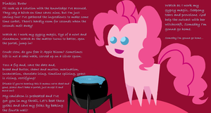 Pinkie's Brew [Lyrics] by Melkekua