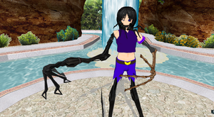 [MMD] Soloya Cal DONE (Updated) by soloya