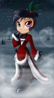 Bo in the Snow +GIFT+ by auriceli