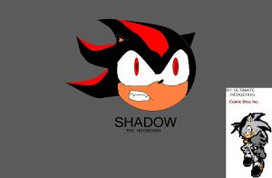Shadow drawing of a while ago by EdwardX1