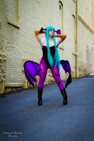Morrigan 1 by Lily-in-Leather