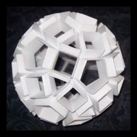 Rhombicosidodecahedron by NegaZero