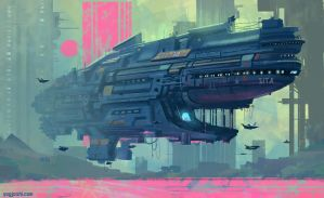 S.S. Sita by YogFingers