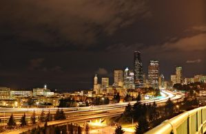 Downtown Seattle II by tt83x
