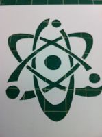 Atom ITW by Stencils-by-Chase