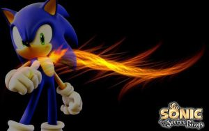 Sonic - Wild Fire Flare by DeathGoddess1995