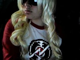 Female Dave Strider Preview by Jessipoodle