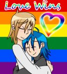 Love Wins ver.2 by CrystalRobot