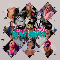 'Happy 25th birthday Rih by itsnormajeane