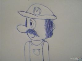 Mario by WhizzPop