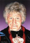 The Third Doctor by Arrowfire