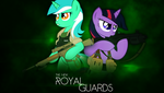 The new Royal Guards - Wallpaper [1920x1080] by R4inbowbash