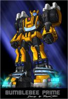 Bumblebee Prime Colors. by fargnay