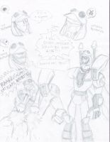 Blitzwing Sketchies by camio105