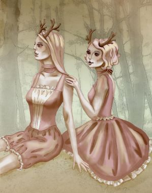 Forest Girls by Ninelyn