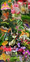 Insect and Arachnid Paradise by BrotherlyFluff