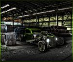 Wire Factory by LadyDeuce