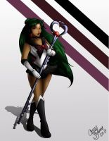 Sailor Pluto by Chansey123
