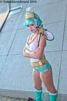 Otakon 2014 - Jorgen and the Tooth Fairy(PS) 45 by VideoGameStupid
