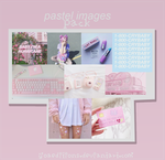 Pastel Images Pack by yoaeditions