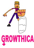 Growthica Comic Cover by dewayne16
