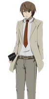 Light Yagami by NarutoLover6219