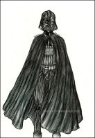 Darth Vader by levictus