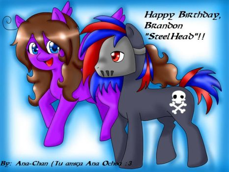 Daftfan2011 Birthday gift! :D by AnaChan97