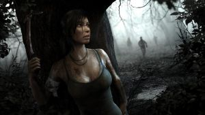Tomb Raider Deviant Art Contest by lashkoalex